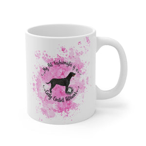 Curly-Coated Retriever  Pet Fashionista Mug