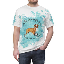 Load image into Gallery viewer, Nova Scotia Duck Tolling Retriever Pet Fashionista All Over Print Shirt