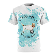 Load image into Gallery viewer, Petit Basset Griffon Vendeen Pet Fashionista All Over Print Shirt