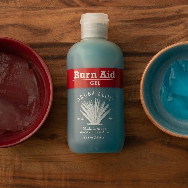 Burn Aid Gel 8.5oz