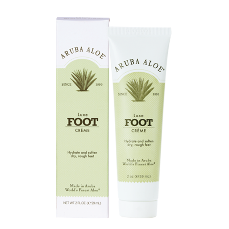 Luxe Foot Creme 2oz