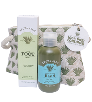 Hand and Foot Duo - Aruba Aloe