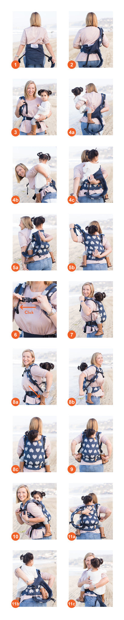 back carry instructions
