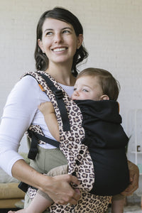 Coast Leopard - Tula Toddler Carrier