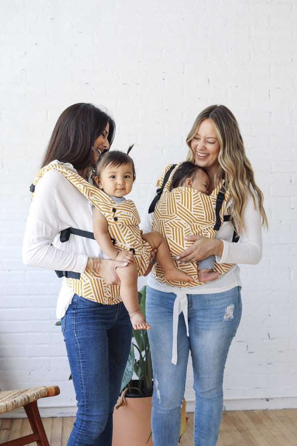 Sunset Stripes - Tula Explore Baby Carrier