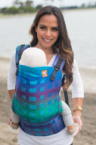 (Standard Size) Half Wrap Conversion Tula Baby Carrier - Oscha Ambit Jig of Joy - Baby Tula