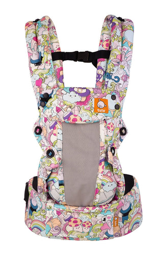 Coast Abracadabra - Tula Explore Baby Carrier