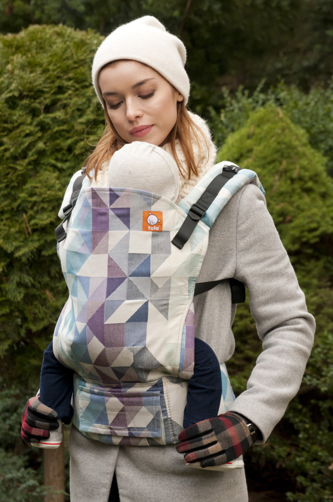 Half Toddler WC Carrier - Mako - Baby Tula