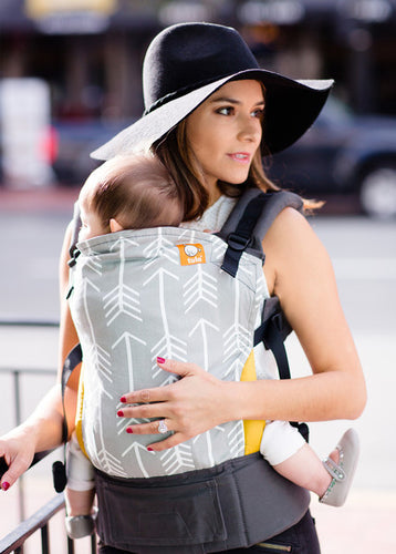 Archer - Tula Baby Carrier - Baby Tula