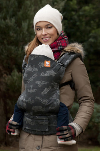 Full Toddler WC Carrier - Aviator 2 - Baby Tula