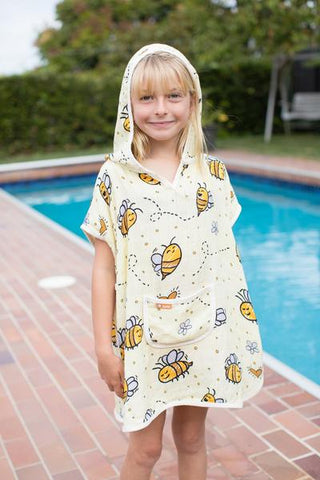 Bee Happy - Tula Cover-Up