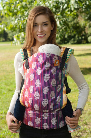 Full Standard WC Carrier - Berry Sweet - Baby Tula