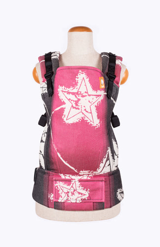 Bijou Wear Anthem Punk - Tula Signature Baby Carrier
