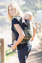 Black Lightning - Tula Toddler Carrier - Baby Tula