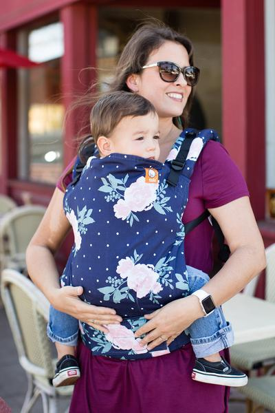 Blossom - Tula Toddler Carrier - Baby Tula