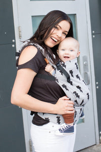 Bolt - Tula Baby Carrier - Baby Tula