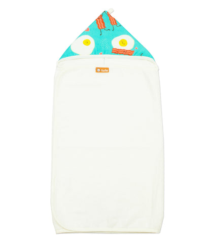 Brunchin - Tula Hooded Towel - Baby Tula