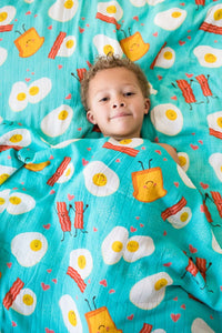 Brunchin - Tula Cuddle Me Blanket - Baby Tula