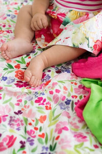 Caliandra - Tula Baby Blanket Set - Baby Tula