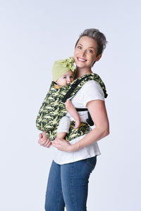 Camosaur - Tula Free-to-Grow Baby Carrier