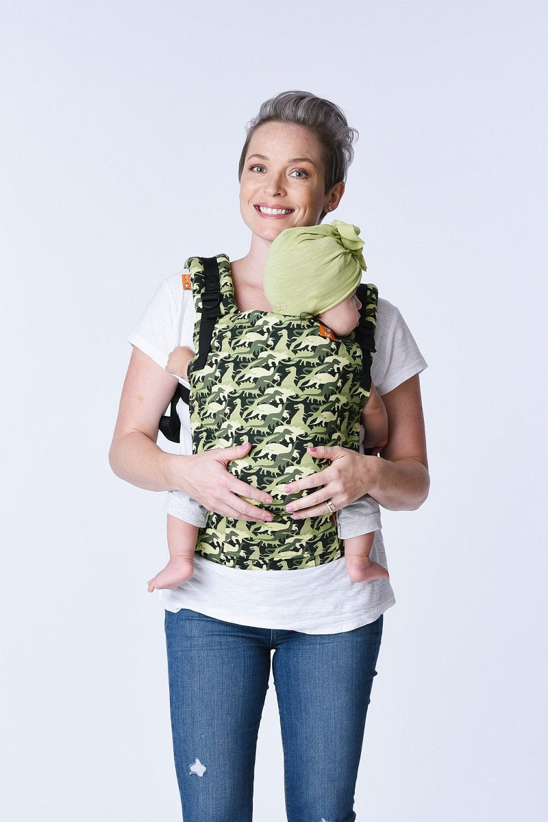 Camosaur - Tula Toddler Carrier