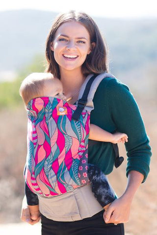 Cheshire - Tula Baby Carrier Ergonomic Baby Carrier - Baby Tula
