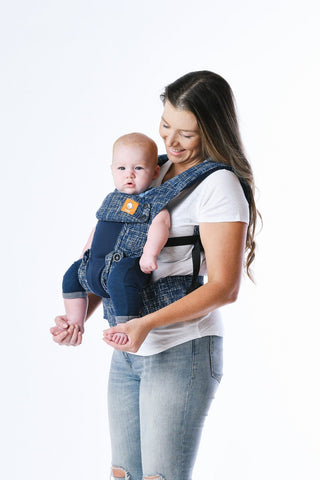 Coast Blues - Tula Explore Baby Carrier