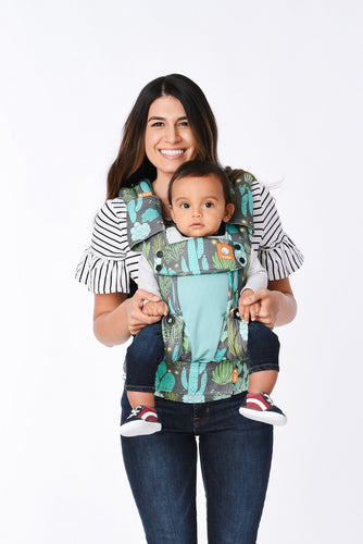 Coast Cacti - Tula Explore Baby Carrier