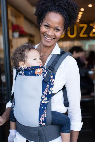 Coast Foxgloves - Tula Baby Carrier - Baby Tula