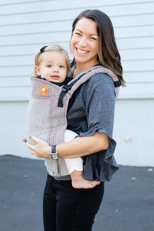 Coast Infinite - Tula Baby Carrier - Baby Tula