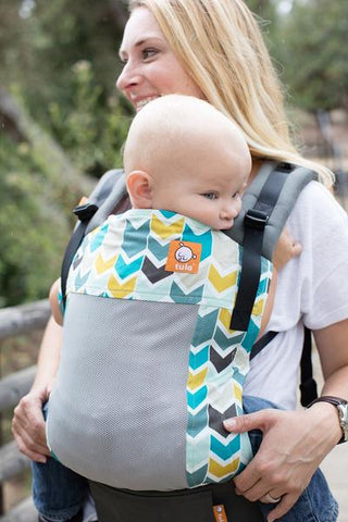 Coast Agate - Tula Free-to-Grow Baby Carrier - Baby Tula