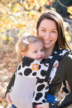 Coast Moood - Tula Baby Carrier - Baby Tula