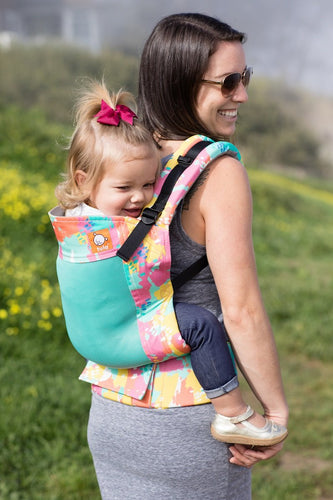 Coast Paint Palette - Tula Baby Carrier - Baby Tula