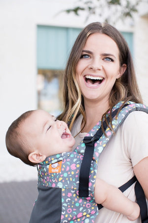 Coast Party Pieces - Tula Free-to-Grow Baby Carrier - Baby Tula
