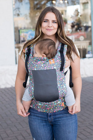 Coast Party Pieces - Tula Baby Carrier