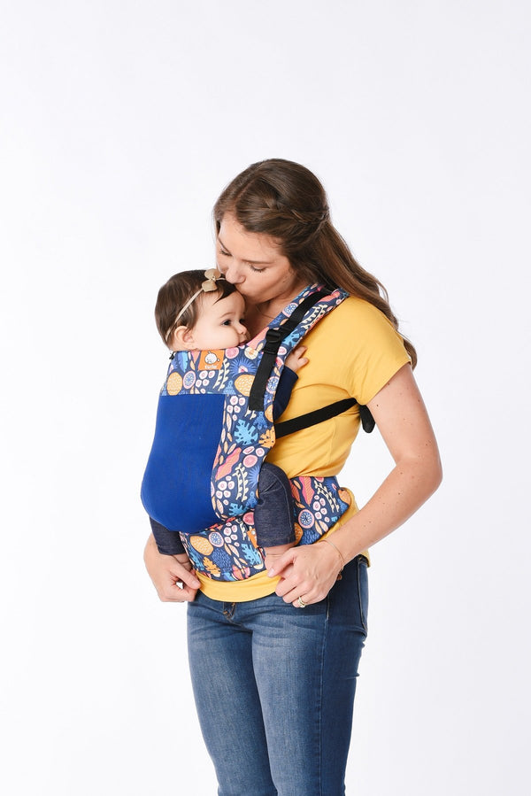 Coast Passionfruit - Tula Toddler Carrier