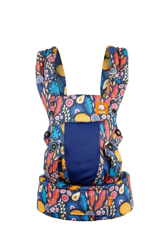 Coast Passionfruit - Tula Explore Baby Carrier