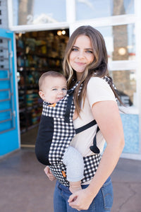 Coast Picnic - Tula Free-to-Grow Baby Carrier - Baby Tula