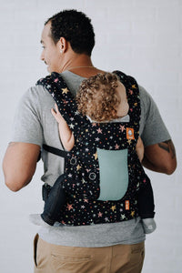Coast Rainbow Stars - Tula Explore Baby Carrier