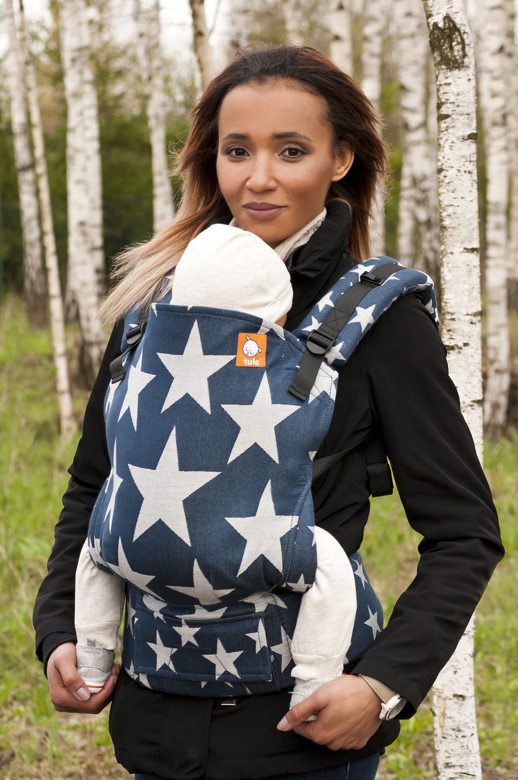 Full Toddler WC Carrier - Constellation Andromeda - Baby Tula