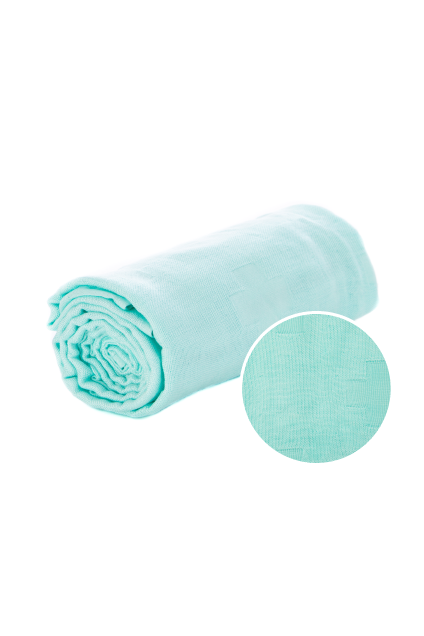 Plus Mint - Tula Baby Blanket