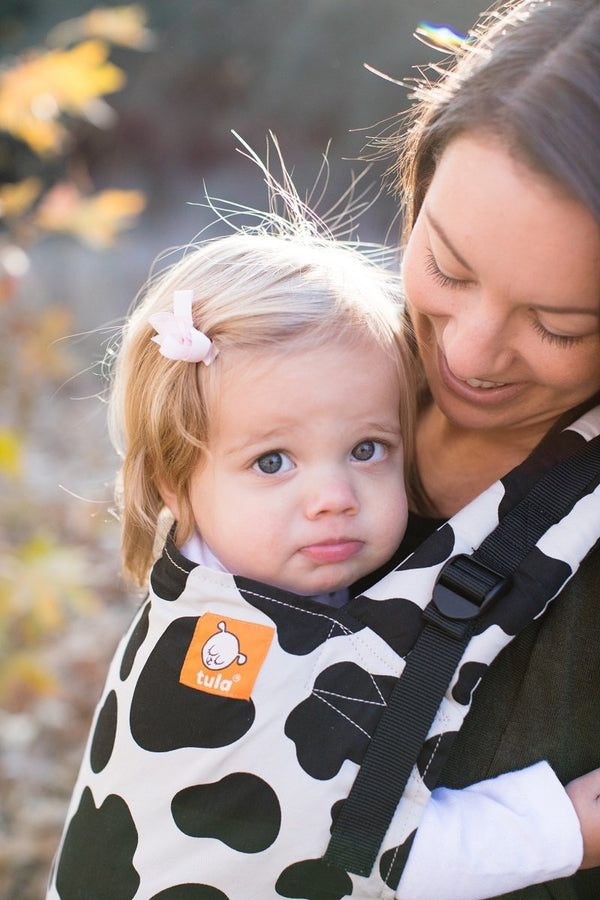 Moood - Tula Free-to-Grow Baby Carrier - Baby Tula