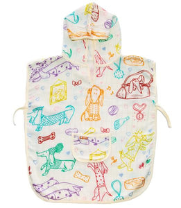 Dachshund - Tula Cover-Up - Baby Tula