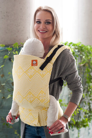 Daiesu Octagram Buttercup - Tula Signature Baby Carrier