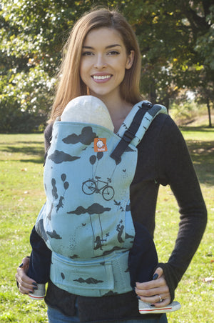 Full Standard WC Carrier - Day Dreamer Moon Sway - Baby Tula