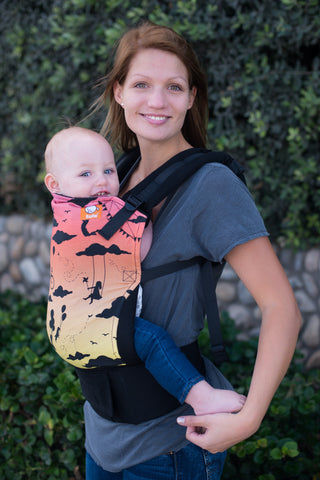 Daydreamer Spring Equinox - Tula Baby Carrier - Baby Tula