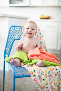 Juicy  - Tula Baby Blanket Set - Baby Tula