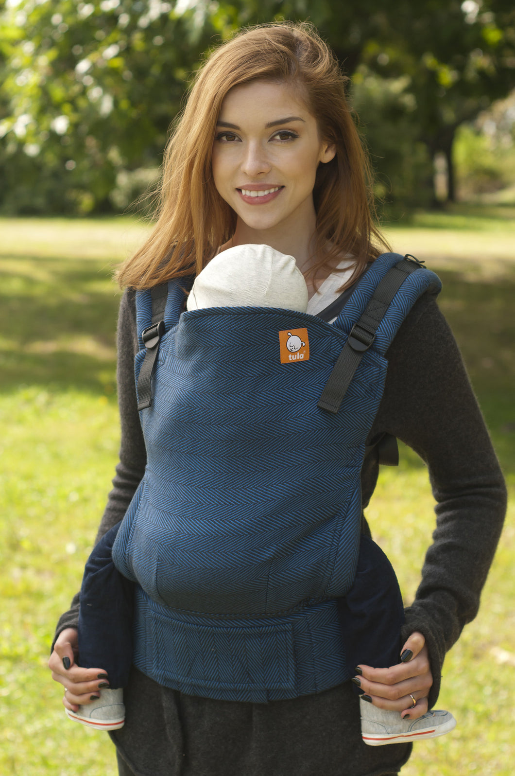 Half Standard WC Carrier - Lisca Achat - Baby Tula