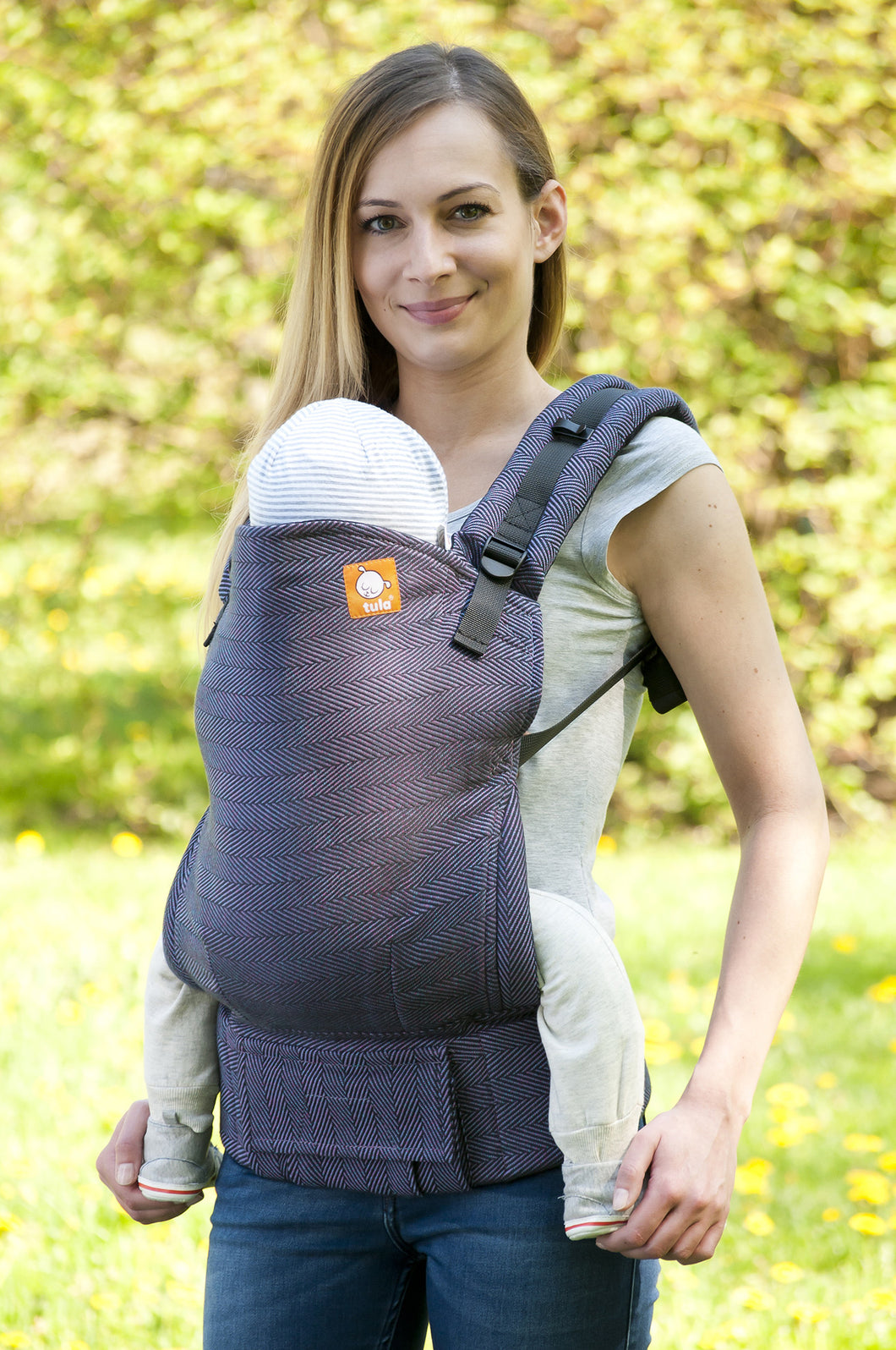Half Toddler WC Carrier - Lisca Minos - Baby Tula