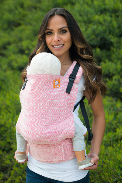 Half Standard WC Carrier - Lisca Raspberry - Baby Tula